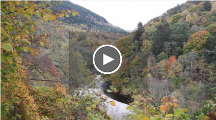 Highland Perthshire Video